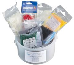 PRO POWER ACTKIT3-800  Cable Tie Kit 800 Pce